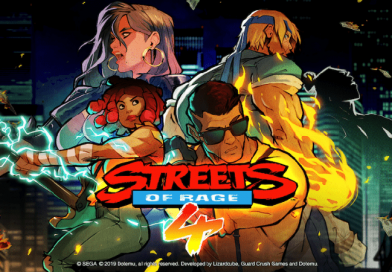 Review – Streets of Rage 4