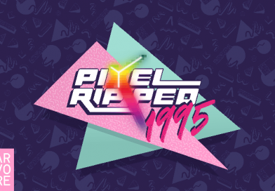 Review – Pixel Ripped 1995