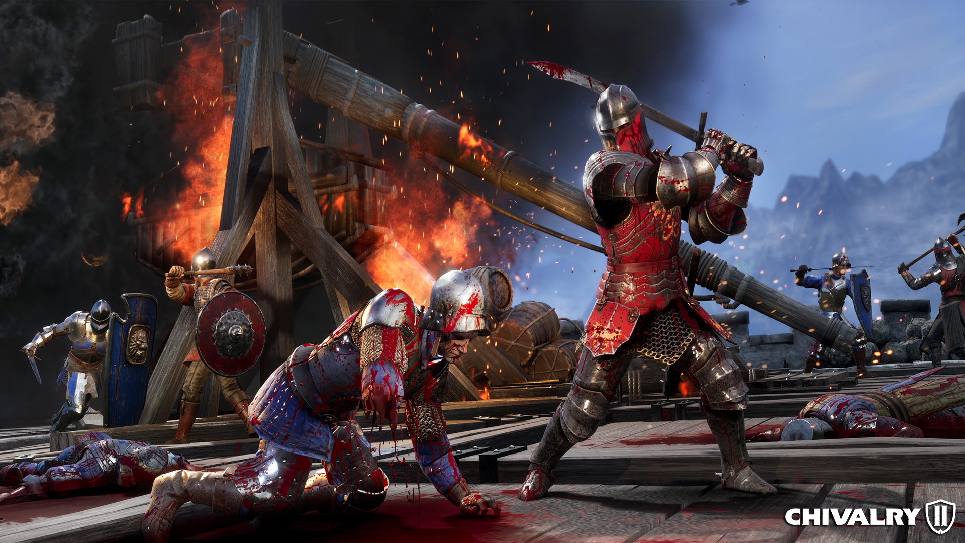 Review - Chivalry 2