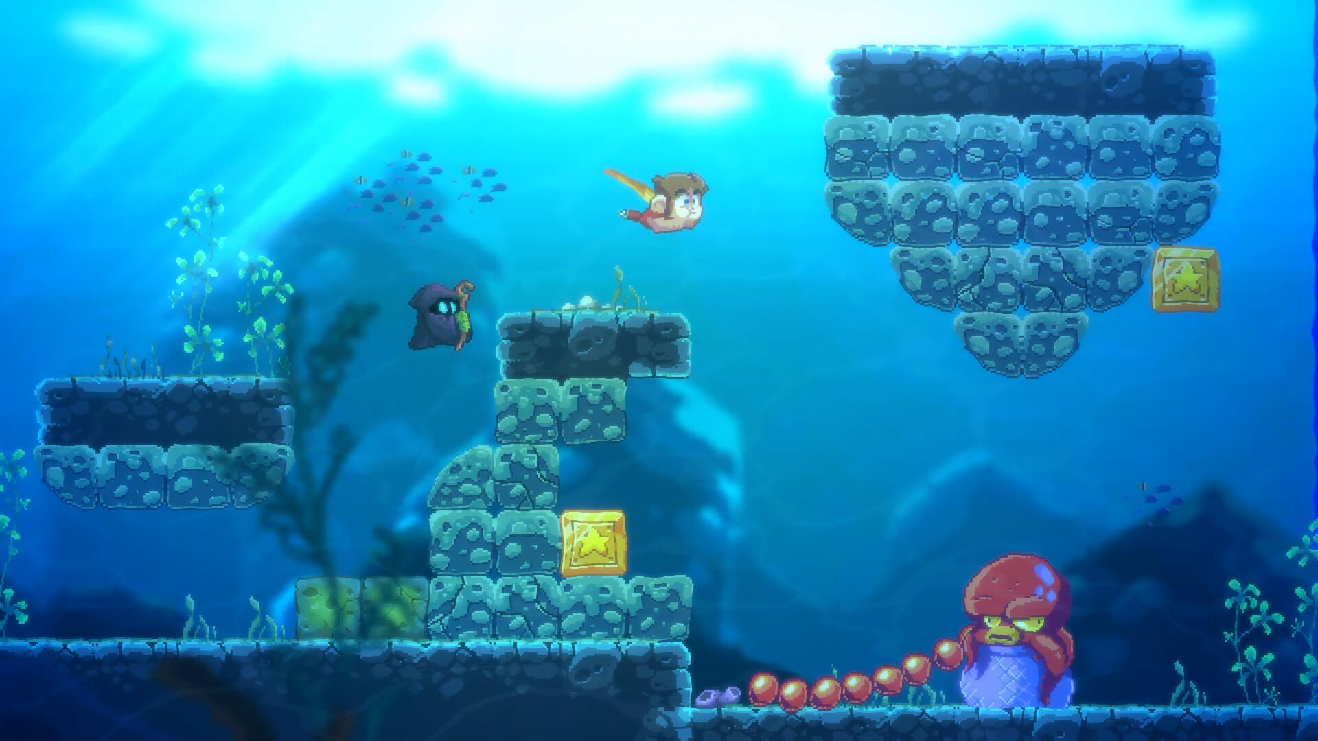 Review - Alex Kidd in Miracle World XD