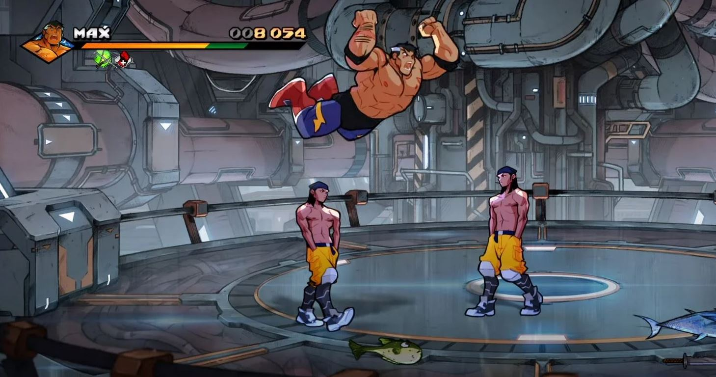 Review - Streets of Rage 4: Mr. X Nightmare DLC