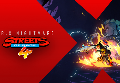 Review – Streets of Rage 4: Mr. X Nightmare DLC